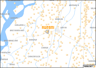 map of Murāni