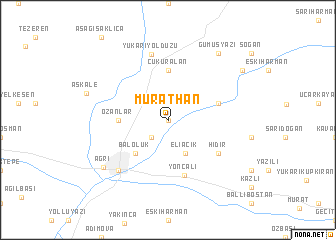 map of Murathan