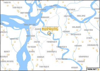map of Muraung