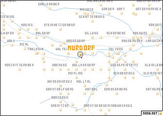 map of Murdorf