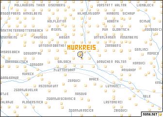 map of Murkreis