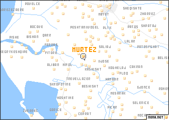 map of Murtez