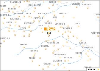 map of Murya