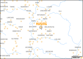map of Musing