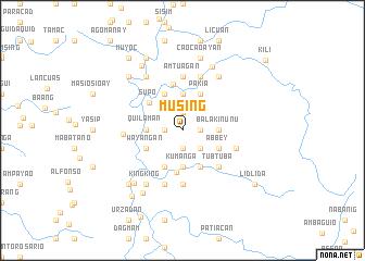 map of Musing