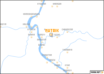 map of Mutaik