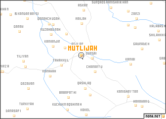 map of Mutlijah
