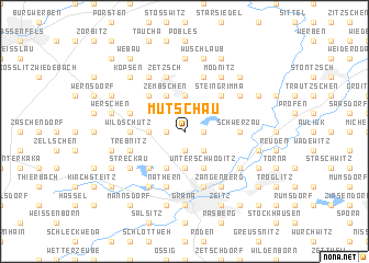 map of Mutschau