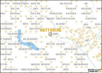 map of Muttering