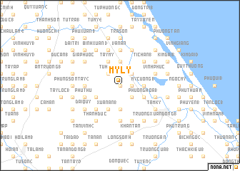 map of My Ly