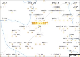 map of Na-ai-hkant