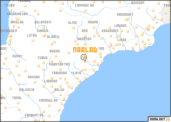 map of Na-alad