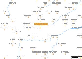 map of Nabudaw