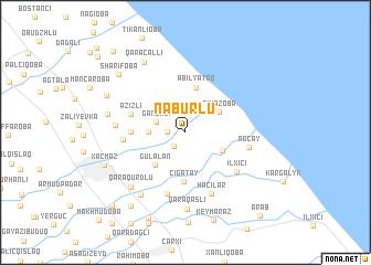 map of Naburlu