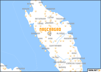 map of Nagcaagao
