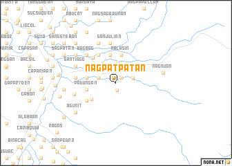 map of Nagpatpatan