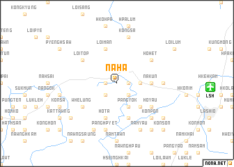 map of Nā-ha