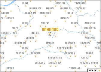 map of Na-hkang