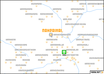 map of Nā-hpai-mai