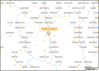map of Na-hpawk