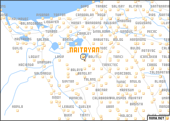 map of Naitayan