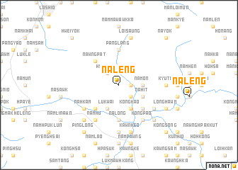 map of Nā-leng