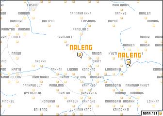 map of Nā-leng