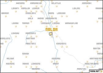 map of Nā-lom