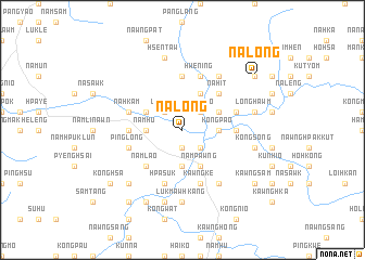 map of Nā-long