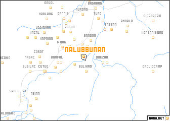map of Nalubbunan