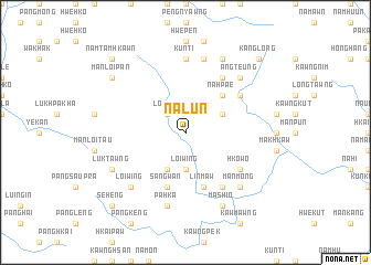 map of Nā-lun