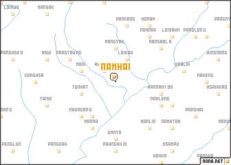 map of Namhai