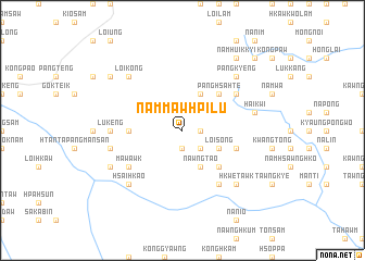 map of Nammawhpilu