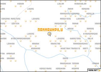 map of Nammawhpilu