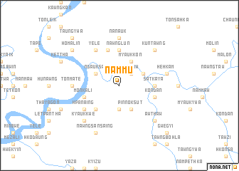 map of Nammu