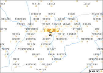 map of Nāmong