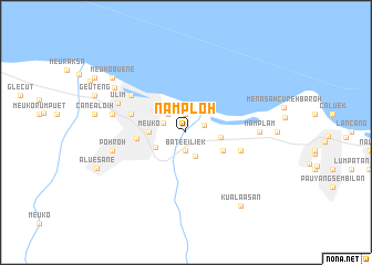 map of Namploh
