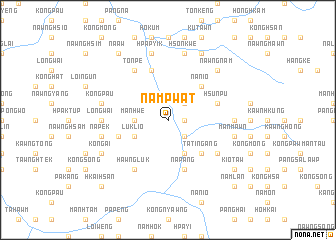 map of Nampwat