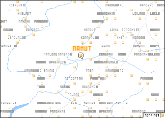 map of Nam-ut