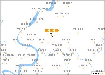 map of Na-nauk
