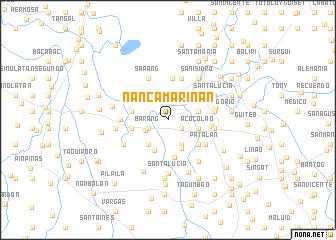 map of Nancamarinan