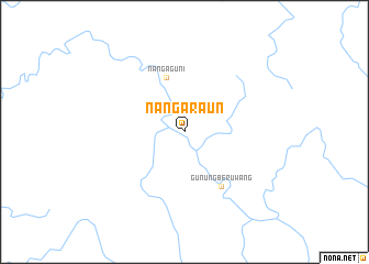 map of Nangaraun