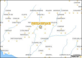 map of Nangkaruka