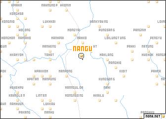 map of Na-ngu