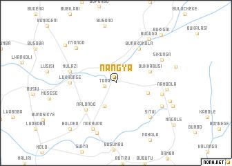 map of Nangya