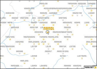 map of Na-noi