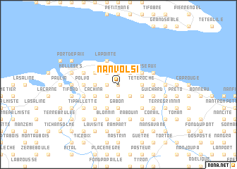 map of Nan Volsi