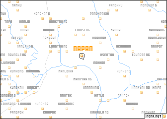 map of Na-pan
