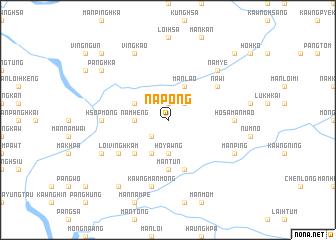 map of Na-pong