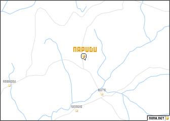 map of Napudu